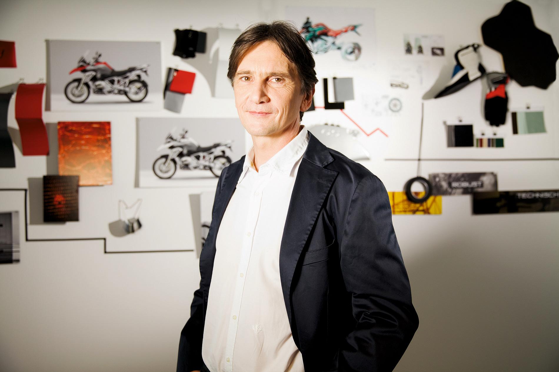 """Entrevista con Edgar Heinrich, Director de Diseño en BMW Motorrad: """"Había quien quería matar el motor boxer"""""""