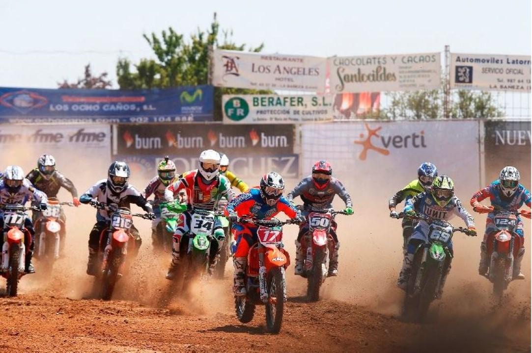 Los Campeonatos de España de Motocross, Enduro, Trial y Cross Country ya tienen calendario 2018