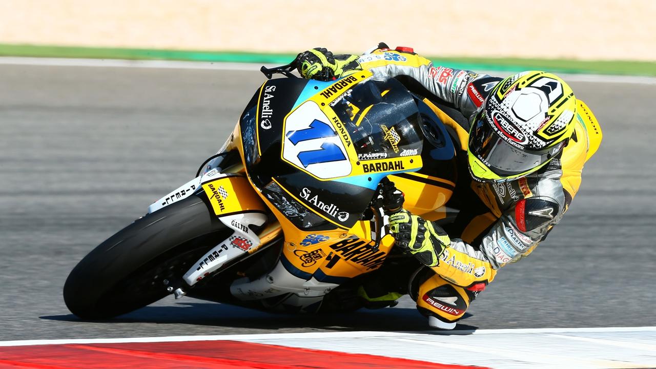 Christian Gamarino debutará con Suzuki en el Mundial de Superbike 2018