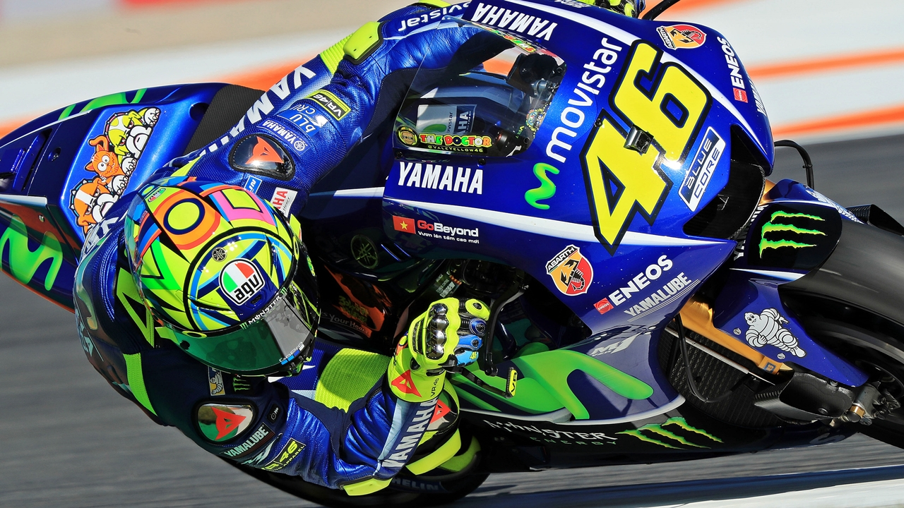 Valentino Rossi, hasta que tú quieras