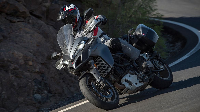 Ducati Multistrada 1260 S, prueba, ficha técnica y primeras impresiones