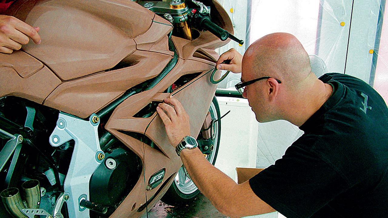 Reyes del diseño de motos (parte II)