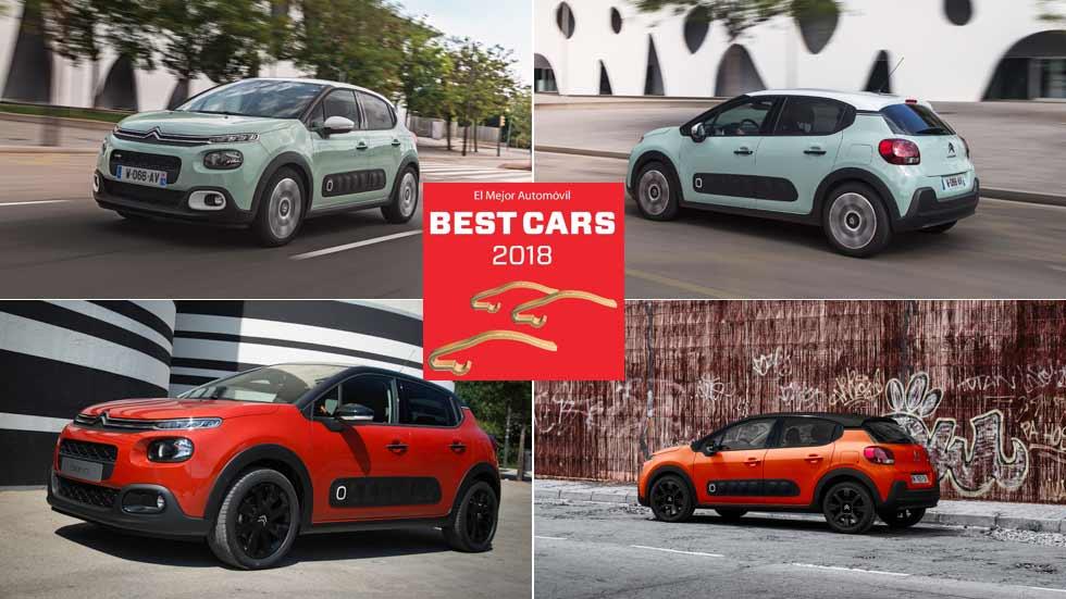 ¿Quieres un Citroen C3? Participa en Best Cars 2018