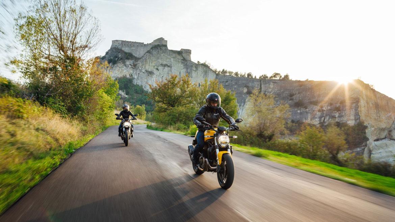 Llévate una Ducati Monster 821, ¡vota online!
