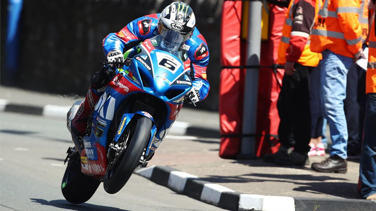 Michael Dunlop, mejor road racer 2017
