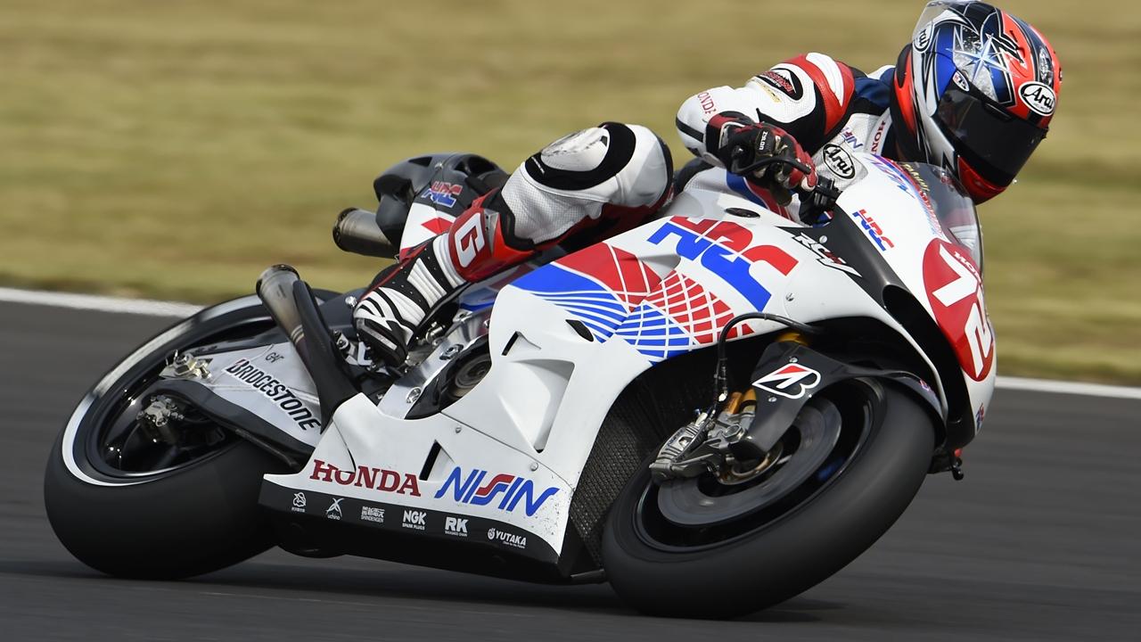 Honda pondrá en pista un 'Team HRC' oficial en las 8 horas de Suzuka 2018