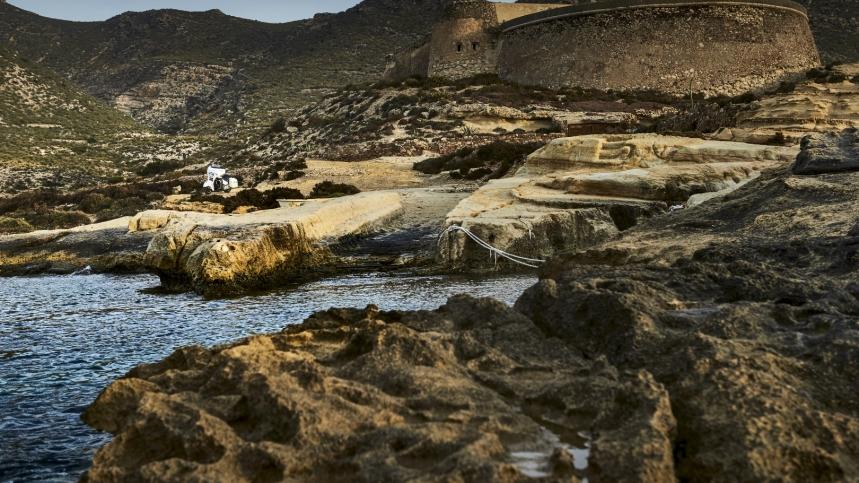 El Dakar 2019 se disputará en Murcia y Almería  [inocentada]