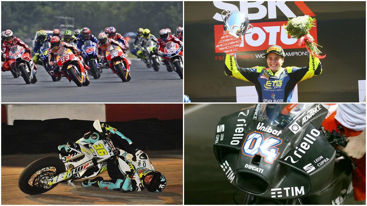 Los 10 artículos de MotoGP (y deporte) más leídos en 2017 en Motociclismo