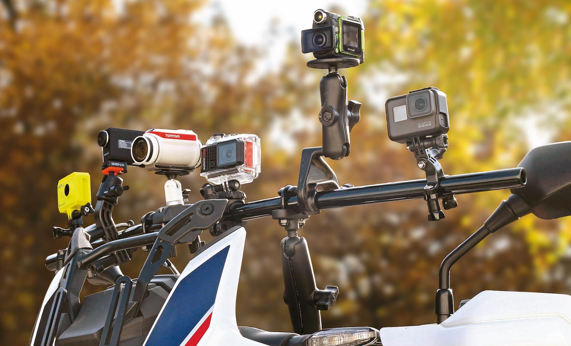 8cbb408a4 Comparativa Cámaras deportivas  GoPro y mucho más