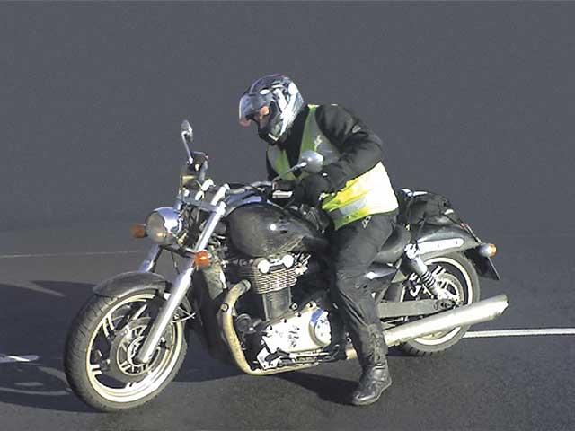 "Triumph ""Speed Twin"" 1700"