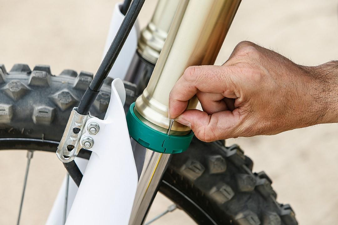 Long Test: Kit SKF protector retenes de horquilla