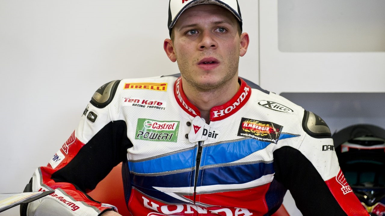 Stefan Bradl vuelve a MotoGP como probador de Honda