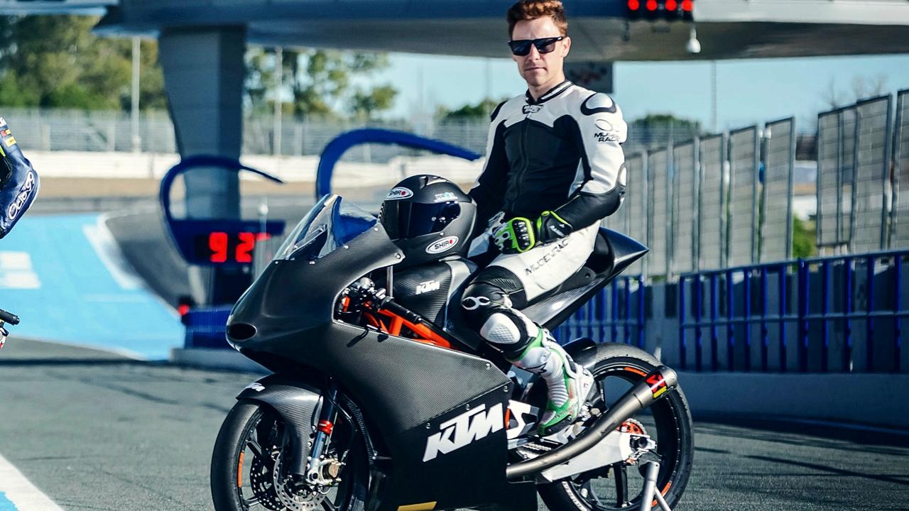 KTM ficha a Efrén Vázquez como probador para reconquistar Moto3