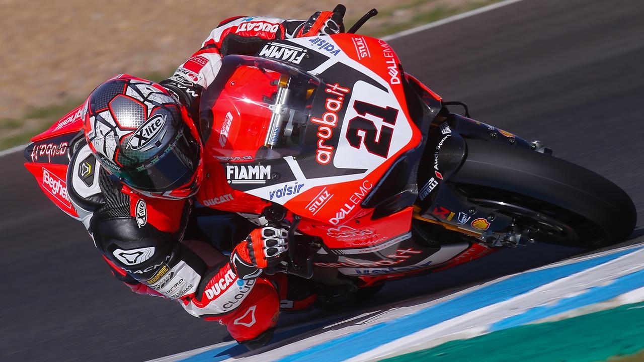 Ducati pondrá una tercera Panigale oficial en Superbike 2018 para Michael Rinaldi