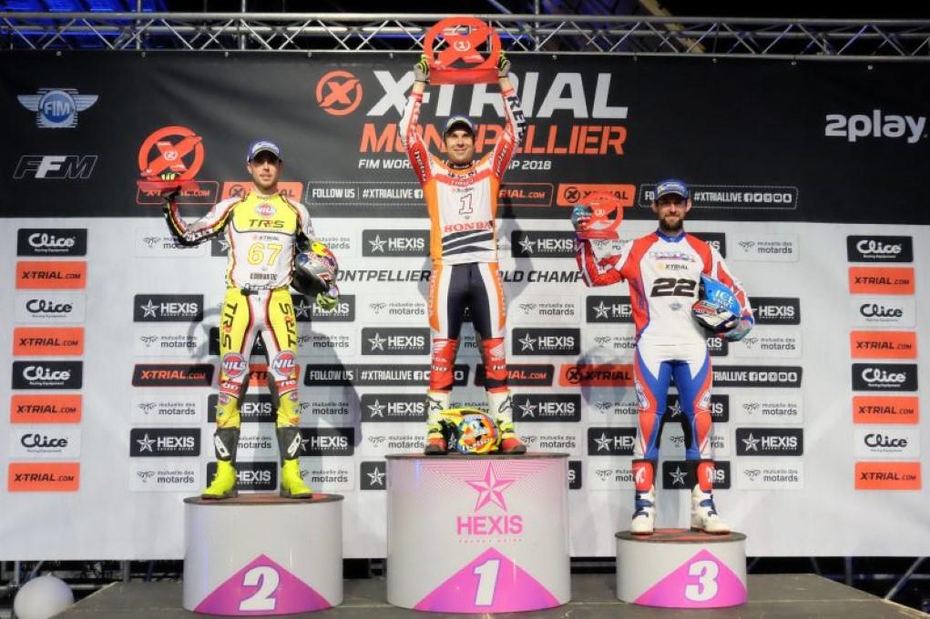 Segundo triunfo consecutivo de Toni Bou en el Mundial de X-Trial