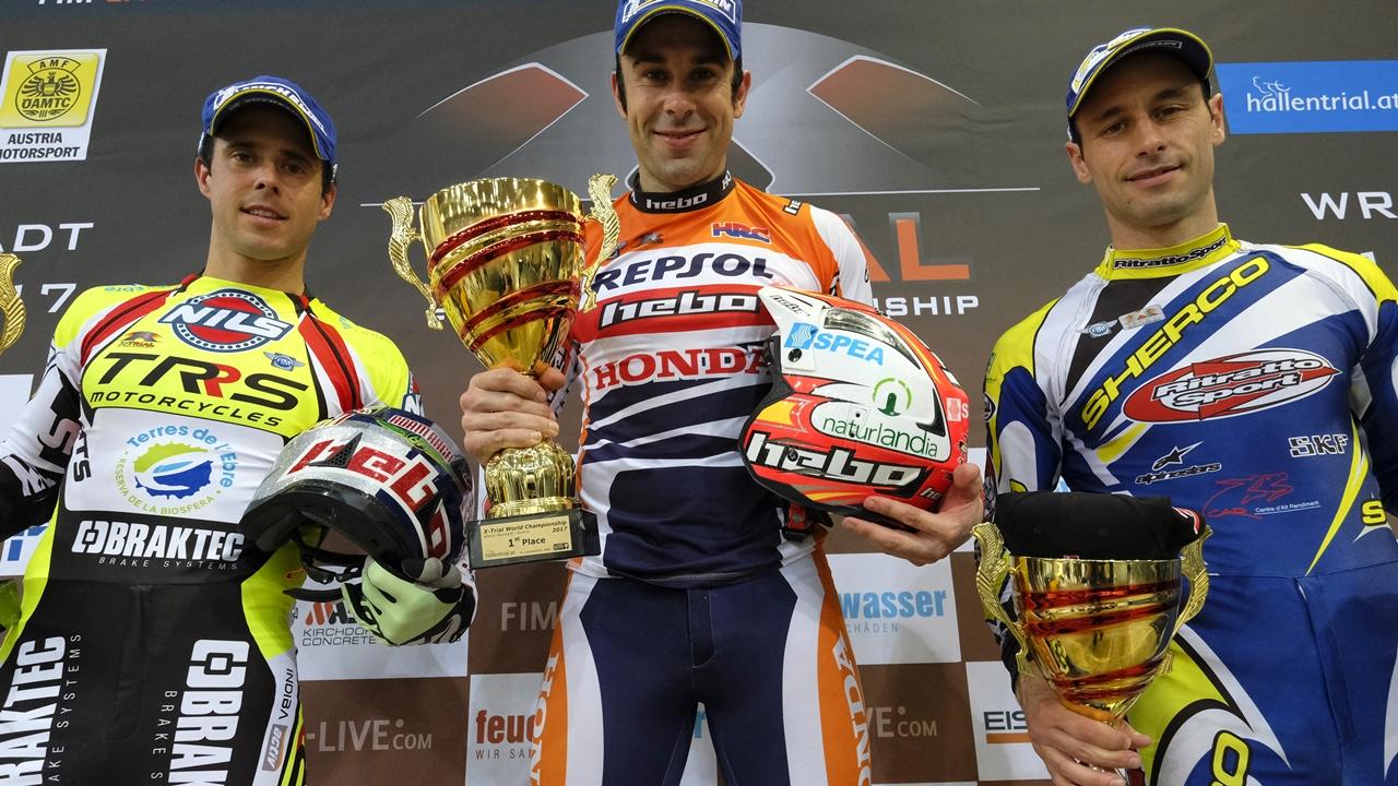 Fin a una de las rachas más impresionantes del motociclismo español