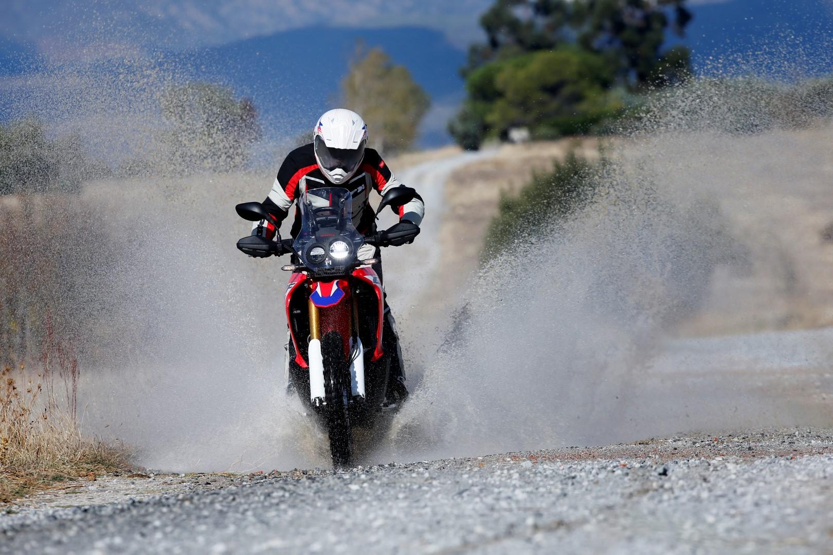 Honda CRF250 Rally: prueba, primeras impresiones y ficha técnica