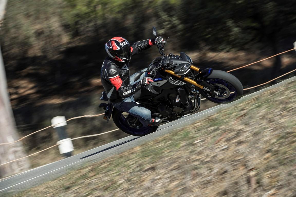 Yamaha MT-09 SP 2018, prueba, ficha técnica y primeras impresiones