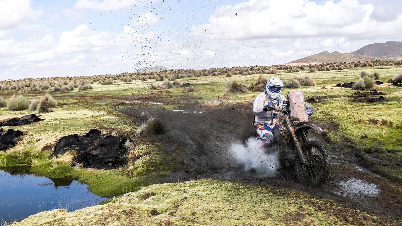 El gran enemigo del Dakar (y cómo combatirlo)