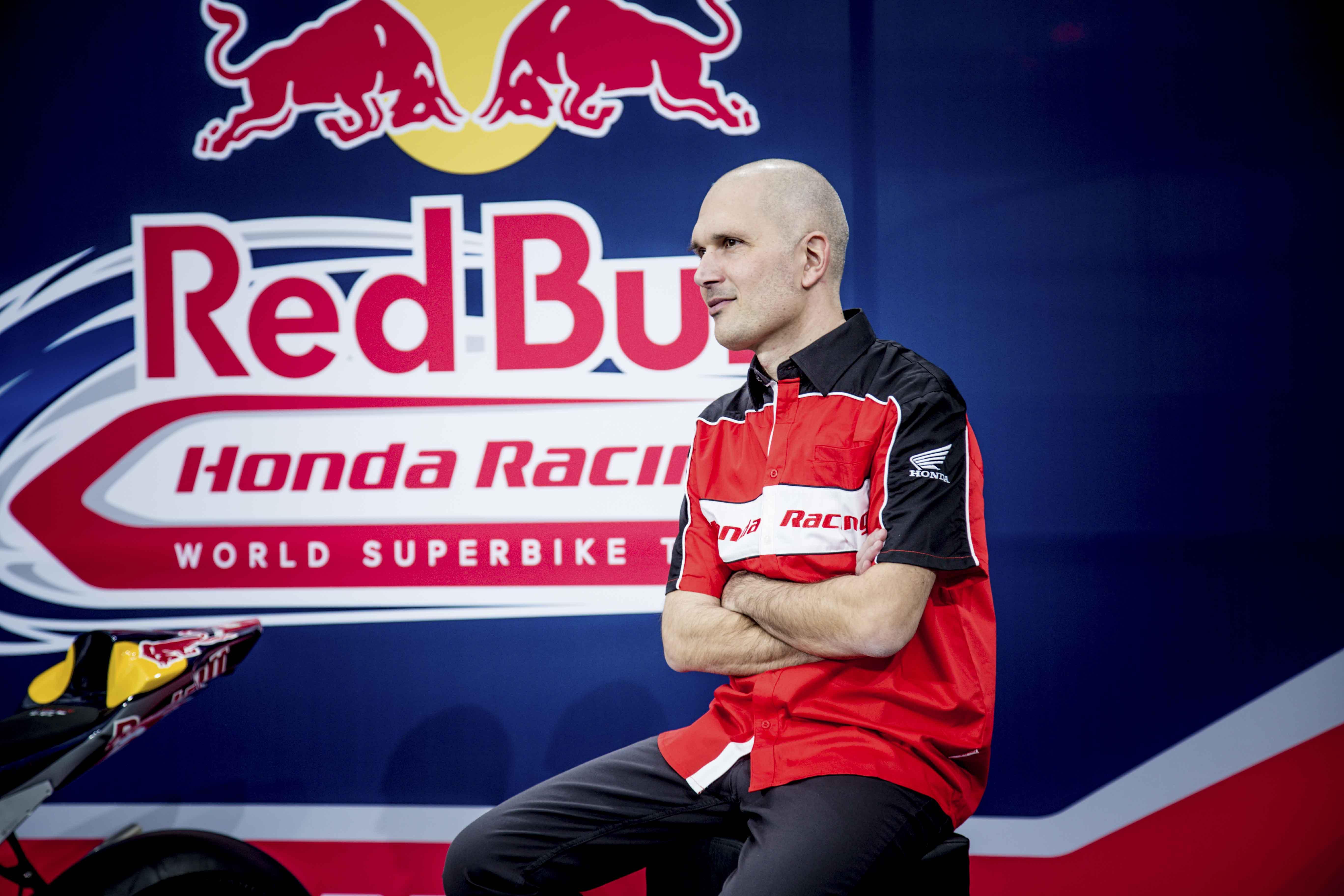 Marco Chini, pieza clave en Honda SBK, deja su puesto