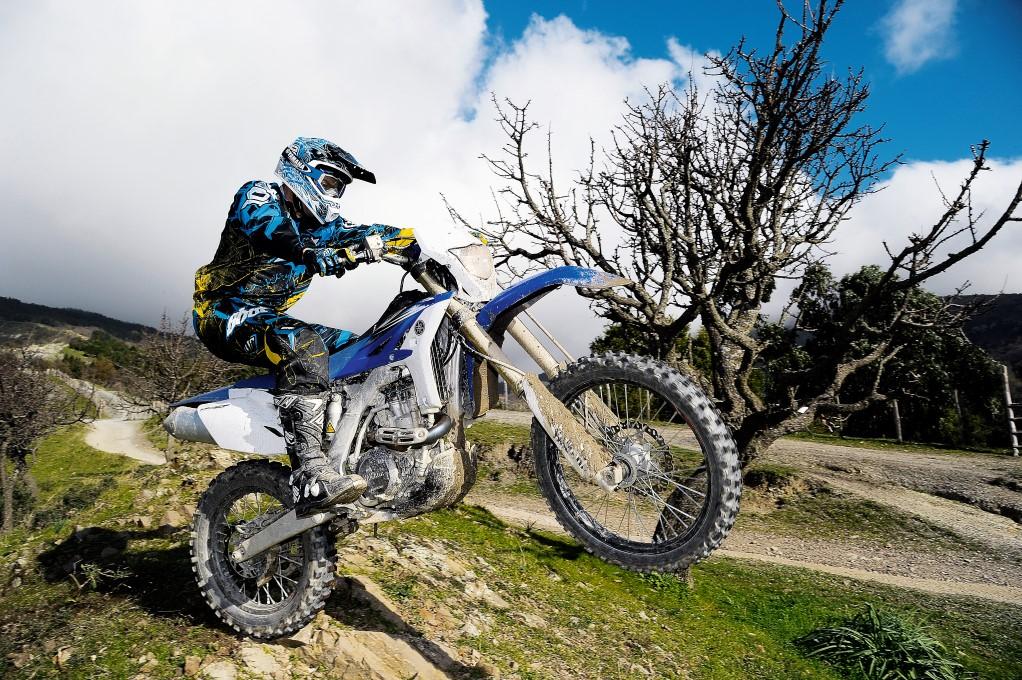 Segunda mano: Yamaha WRF 450, 2012
