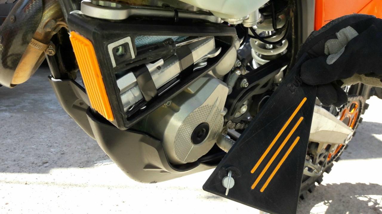 ¿Quieres conseguir más espacio en tu moto?