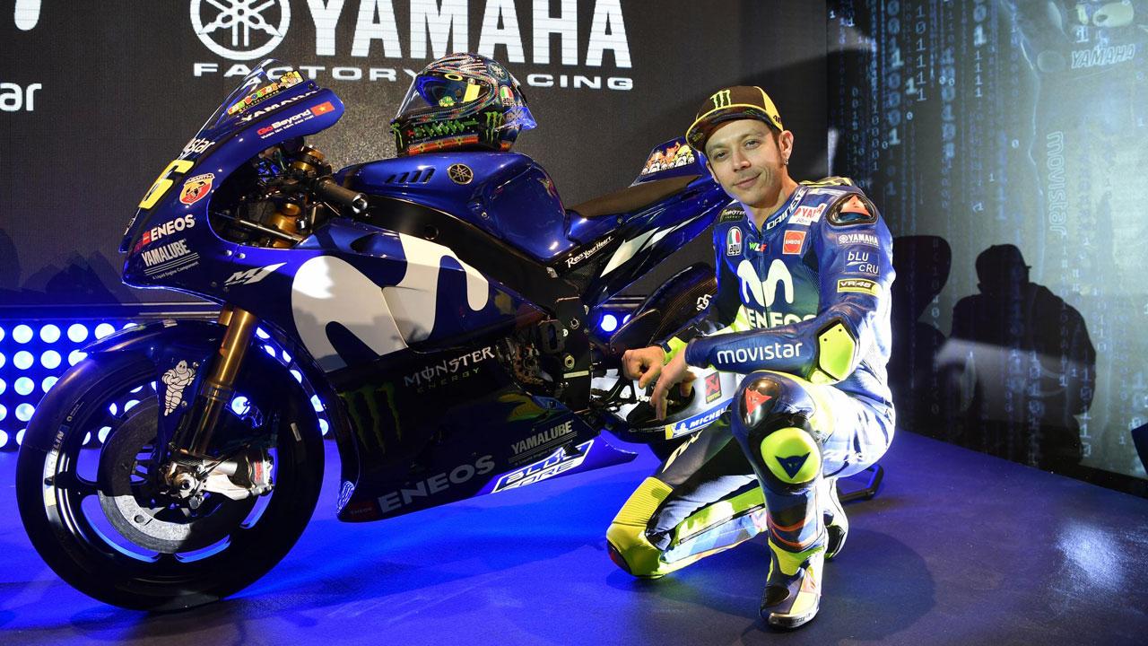 """Valentino Rossi: """"Primero los test y luego decidiré si renuevo uno o dos años"""""""