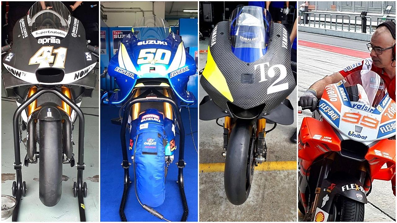 MotoGP 2018 volverá a tener a la aerodinámica como protagonista