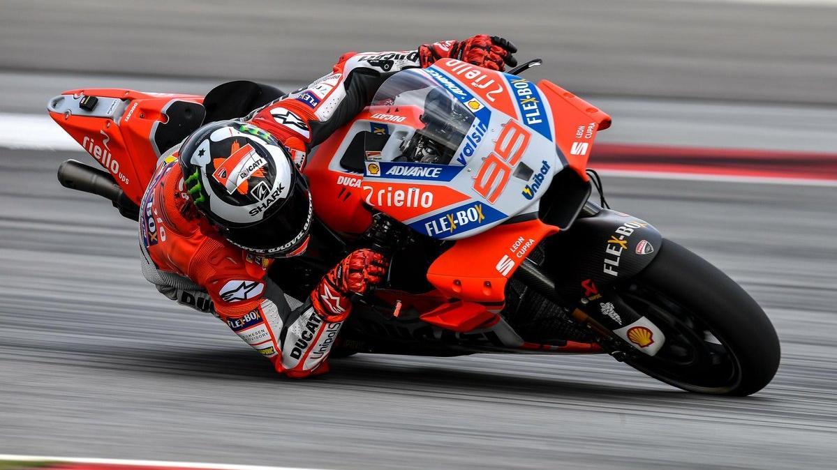 MotoGP 2018: Jorge Lorenzo pulveriza el récord histórico de Sepang
