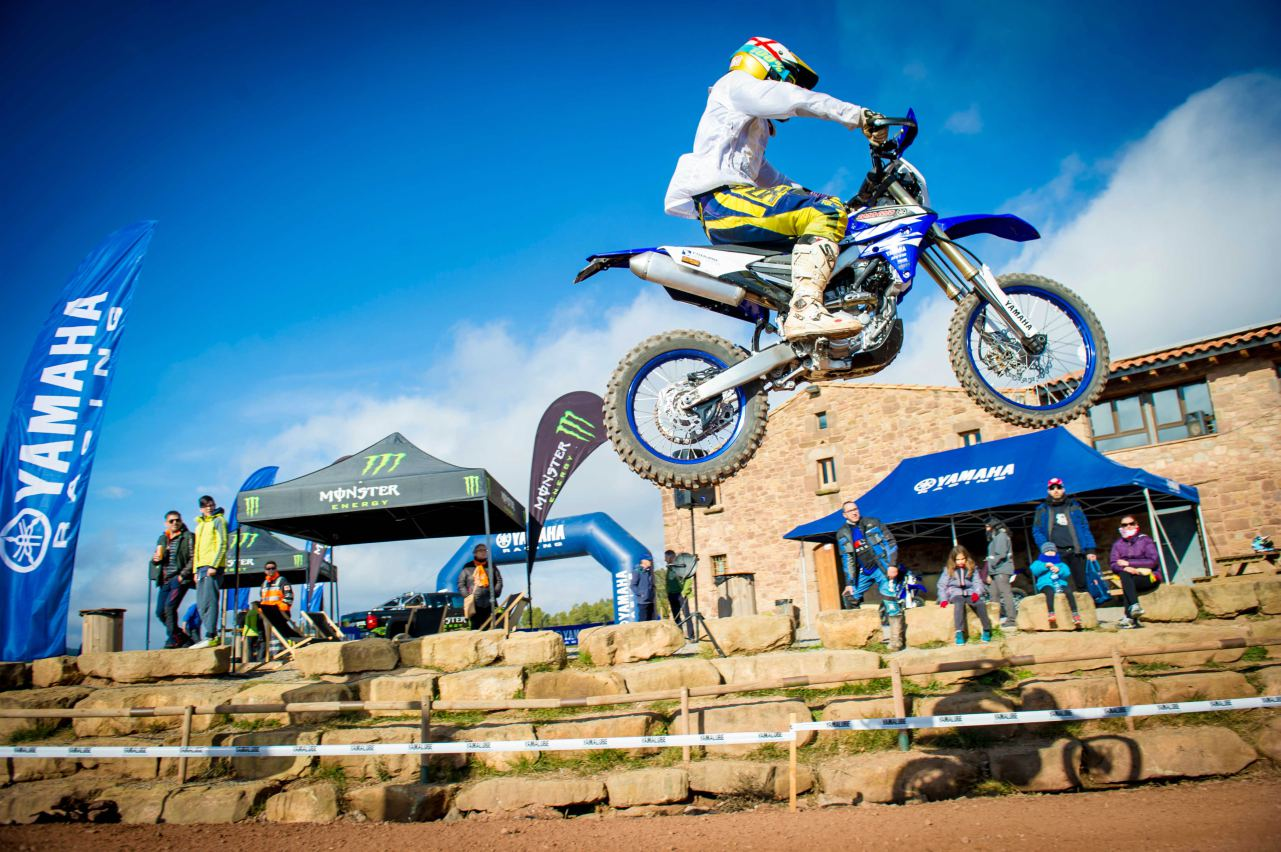 Rotundo éxito de la tercera edición del Yamaha Enduro Pro Tour
