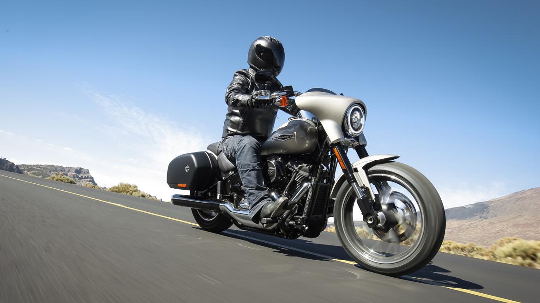 Harley-Davidson Softail Sport Glide, prueba, ficha técnica y primeras impresiones
