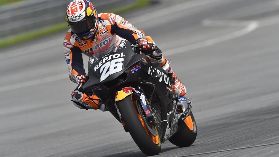 """Dani Pedrosa: """"Hemos mejorado la vuelta rápida y hecho casi un simulacro de carrera"""""""