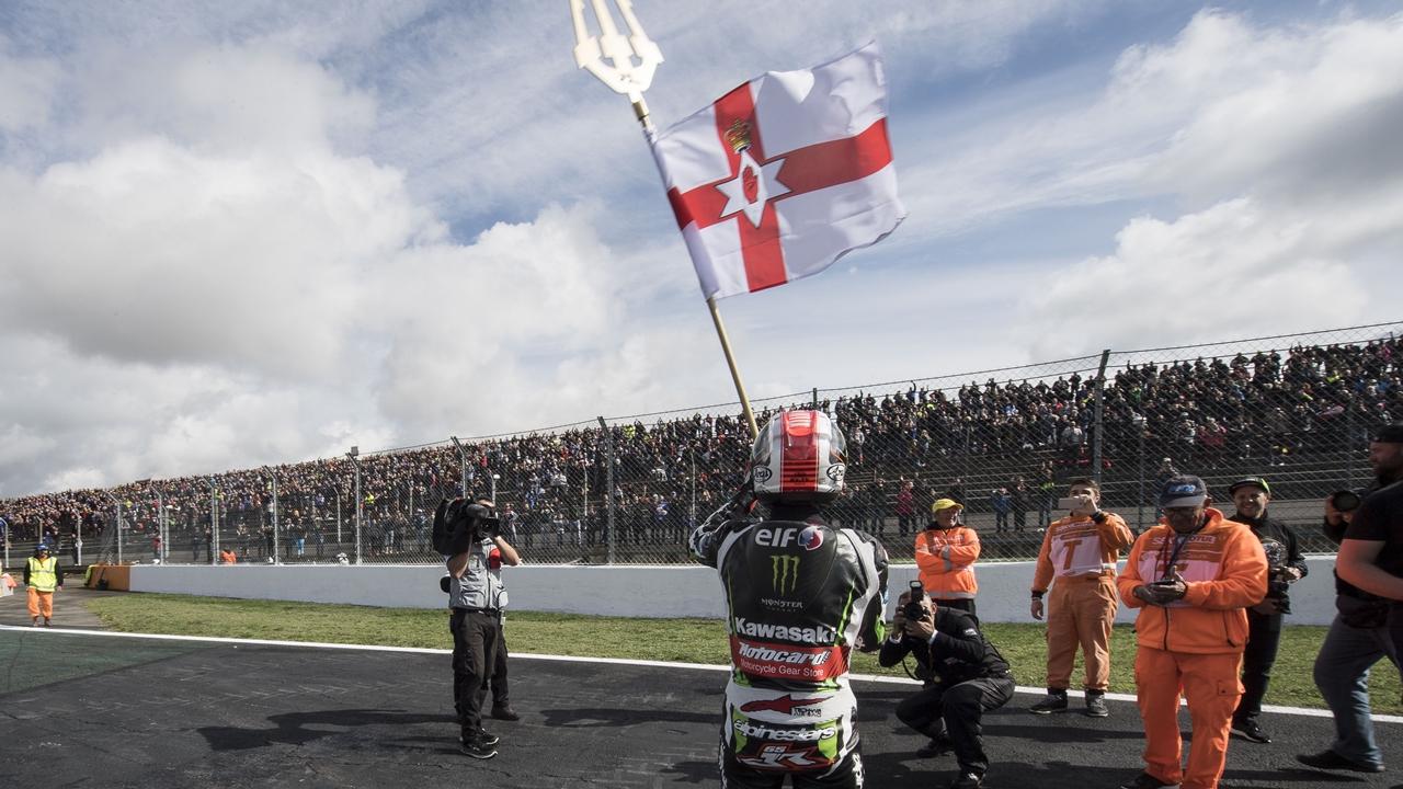 El Mundial de Superbike tendrá una ronda en Irlanda del Norte en 2019