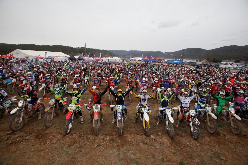 Bassella Race 1, el mega evento del enduro con 1.500 participantes