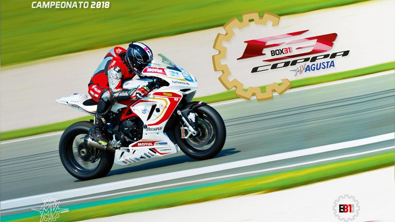 Vuelve la Coppa MV Agusta F3