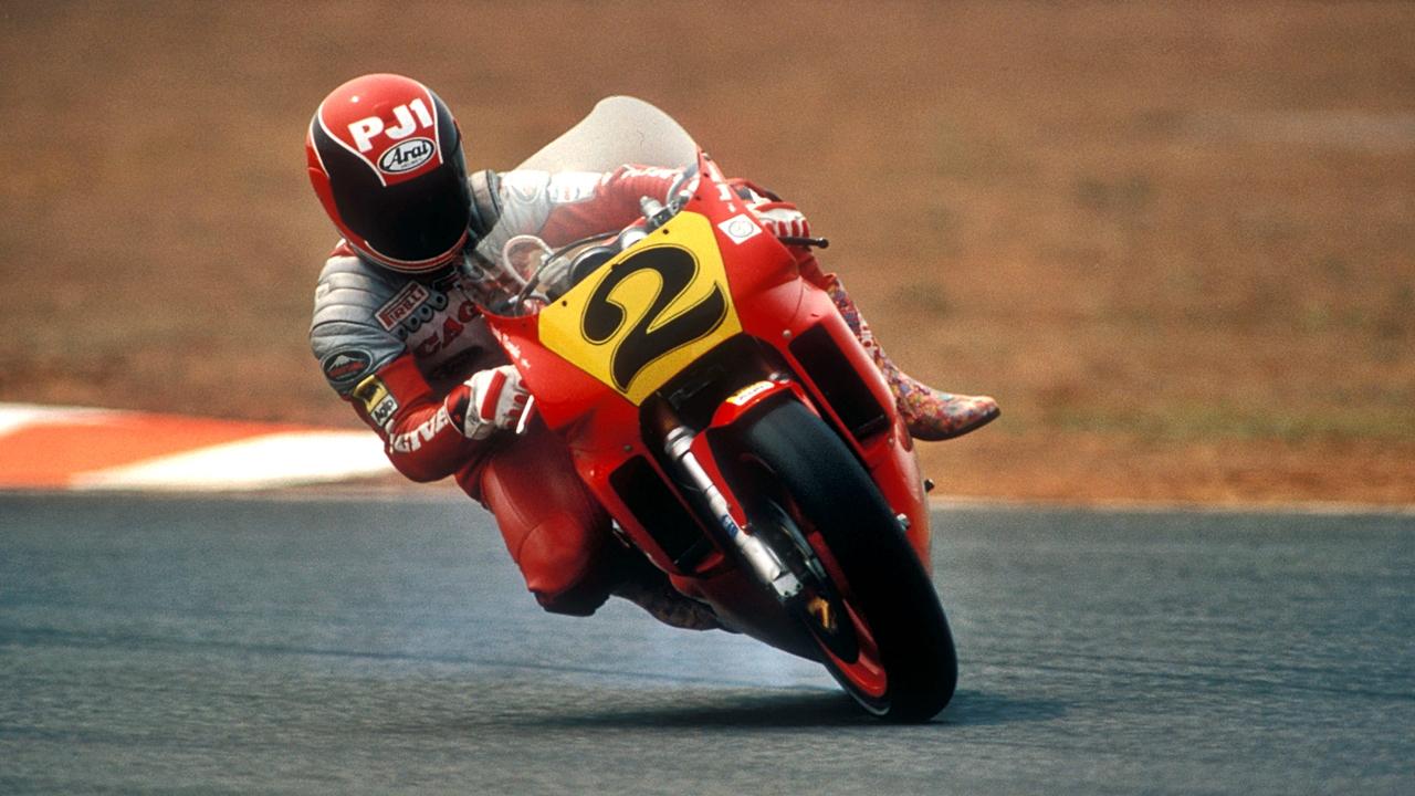 Randy Mamola será MotoGP Legend
