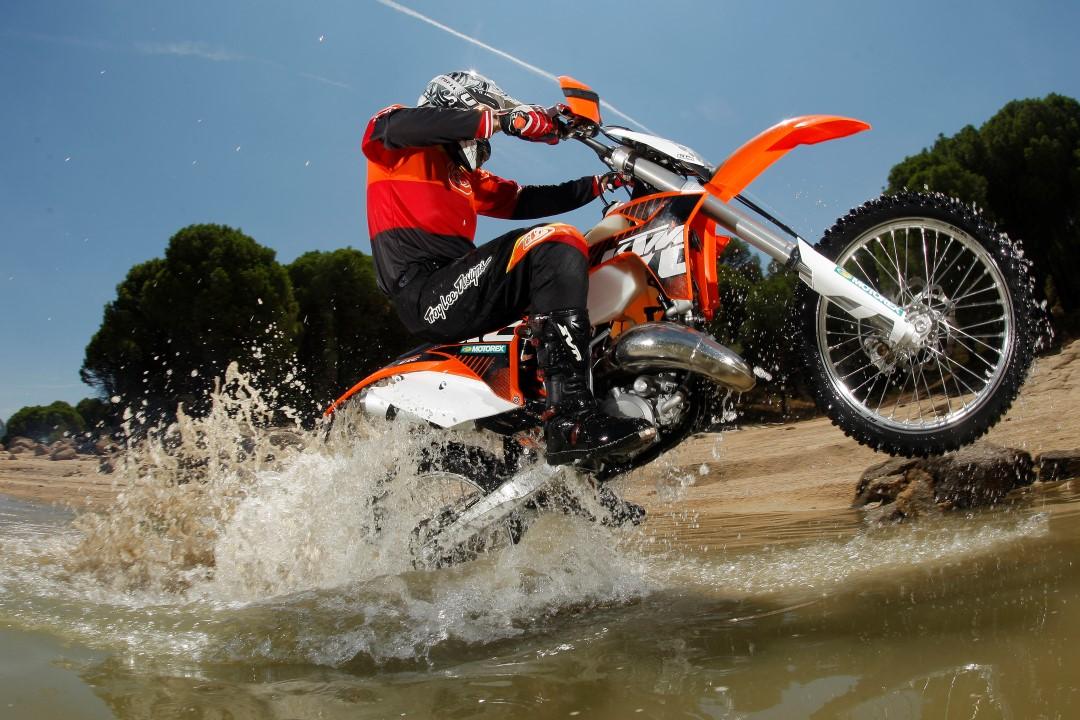 Segunda mano: KTM 125 EXC, 2012