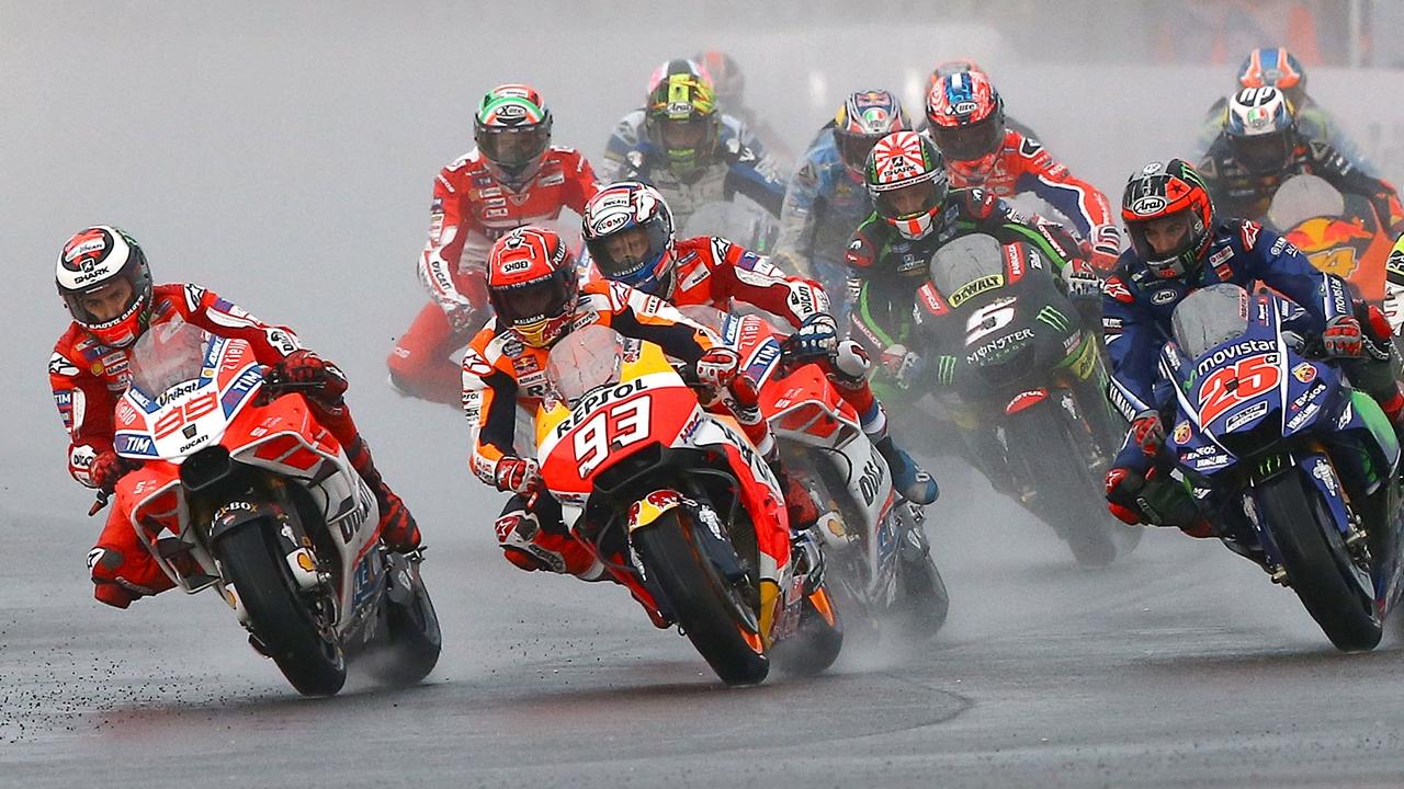 MotoGP 2019 será el año de la triple revolución