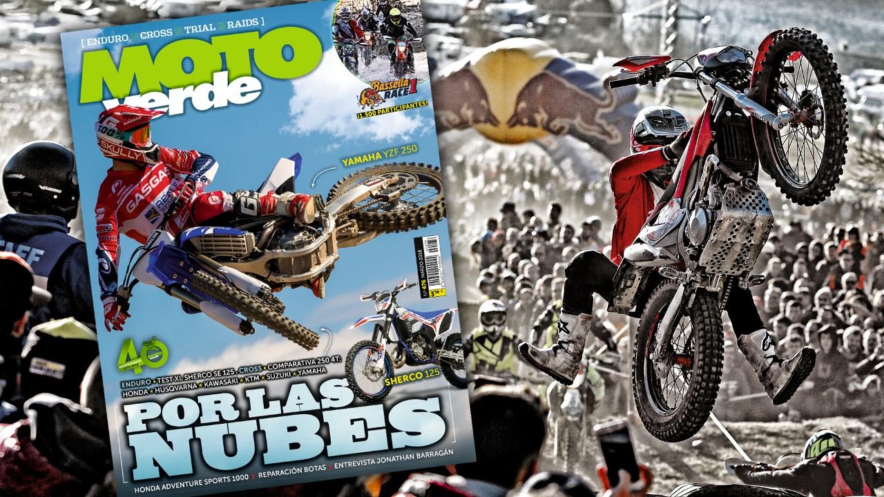 MOTO VERDE 476, contenidos y sumario de la revista