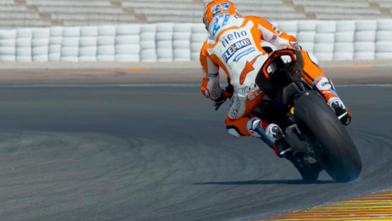 """Casey Stoner sobre la Ducati Panigale V4: """"Es raro que me impresione una moto de calle pero…"""""""