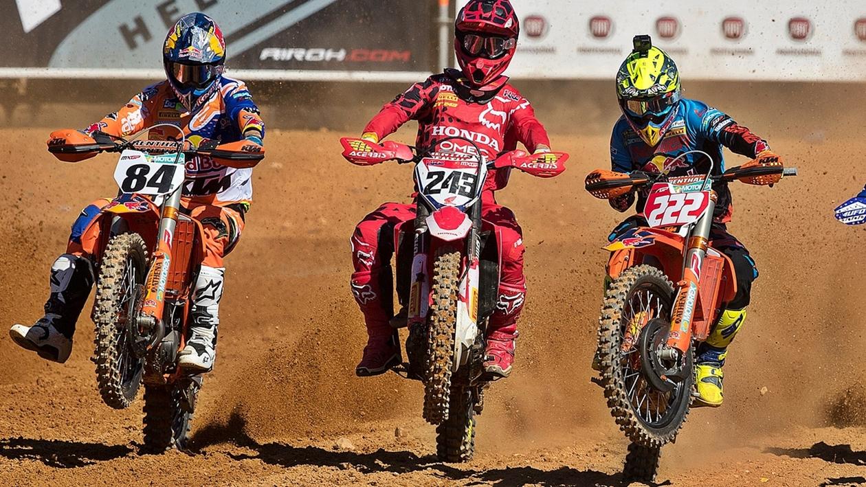 Mundial MXGP 2018: calendario, lista de equipos/pilotos y cinco favoritos
