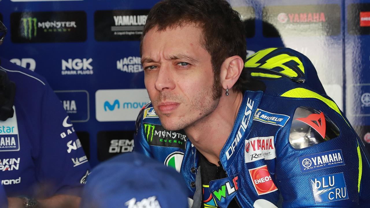 Valentino Rossi quiere seguir hasta los 41