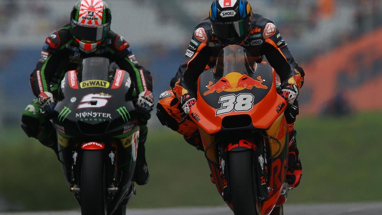 KTM y Tech 3 se unirán en MotoGP 2019