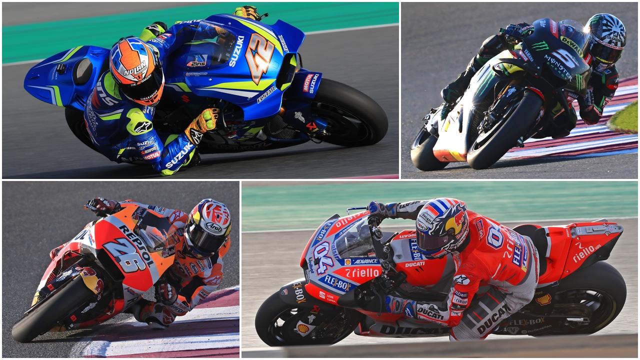 MotoGP 2018: Yamaha progresa, Suzuki resurge, Honda oscila y Ducati se clava