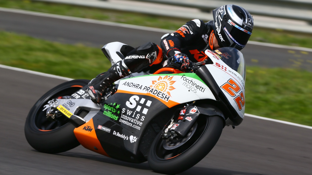 Moto2: Sam Lowes y las KTM lanzan un órdago a las Kalex en Jerez