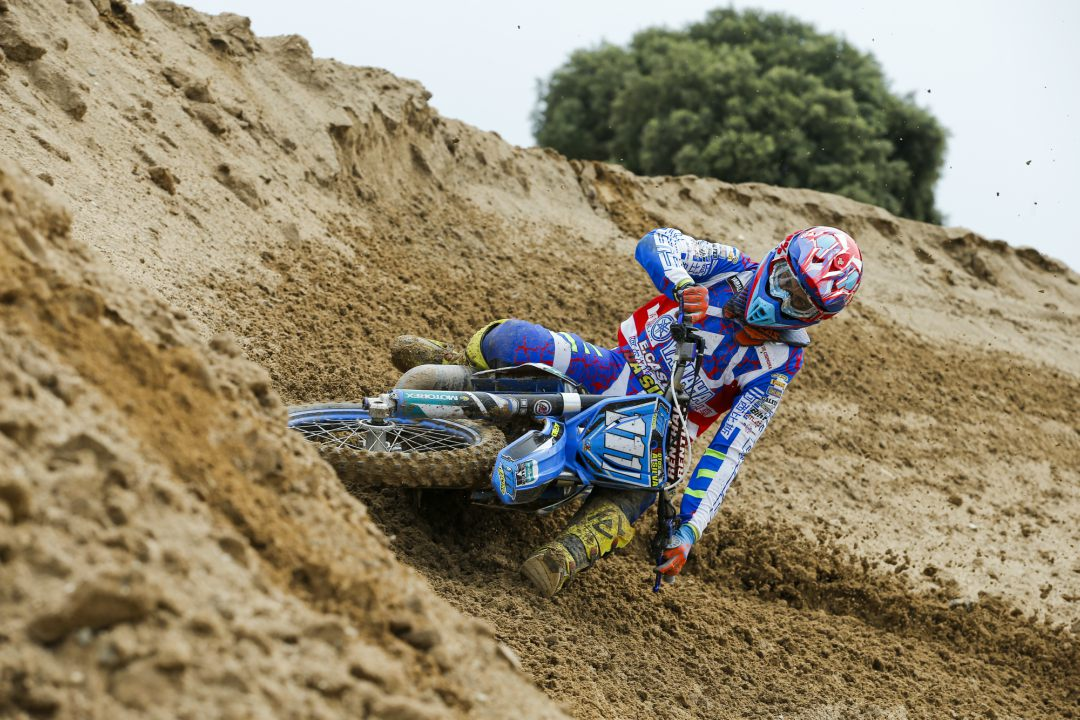 TM MX 125: Diamante Pulido