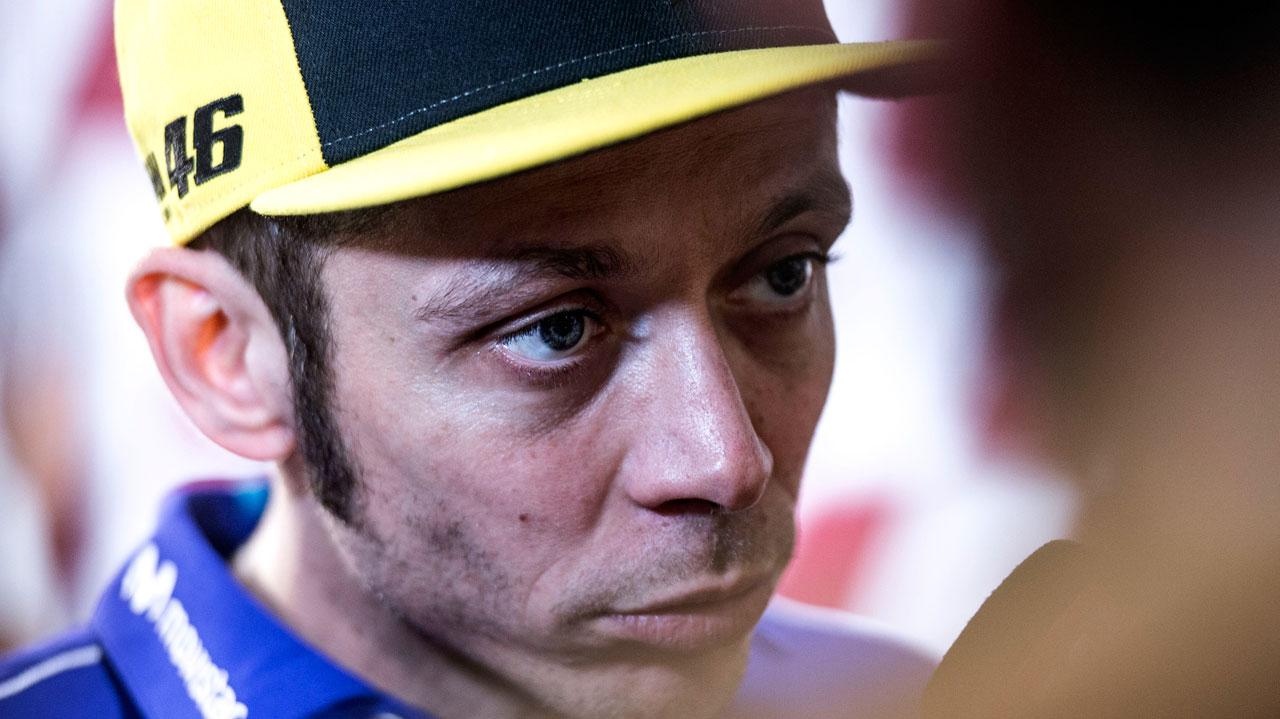 """Valentino Rossi: """"No estaba preparado para dejarlo"""""""
