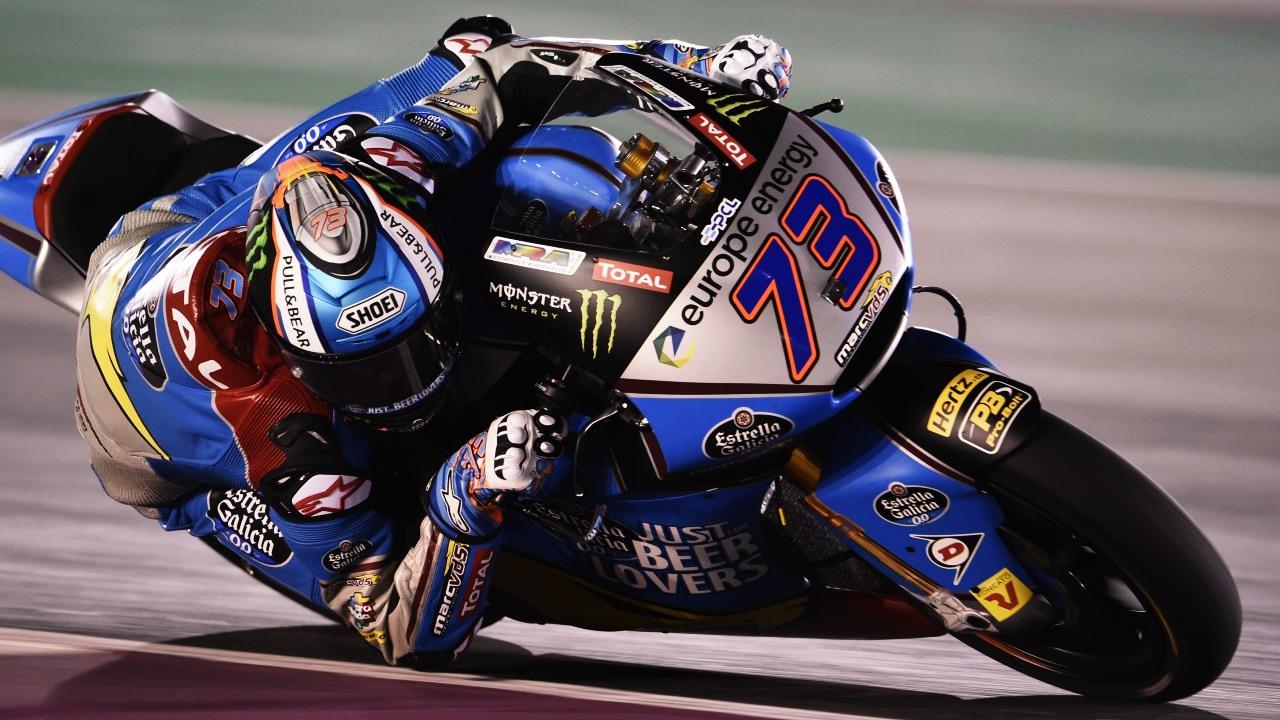 Álex Márquez se lleva la pole de Moto2 en Qatar de forma contundente