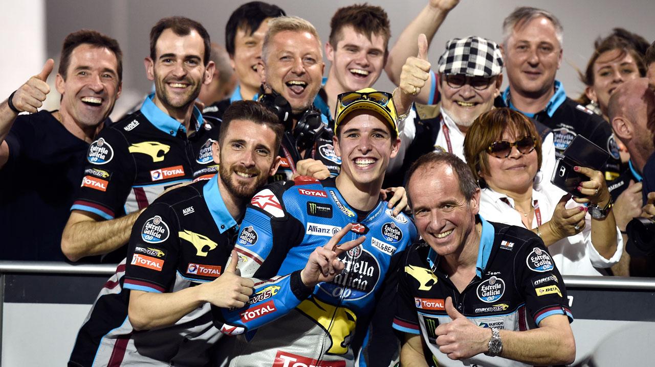 """Álex Márquez: """"Hay que ir carrera a carrera, con el campeonato en mente"""""""