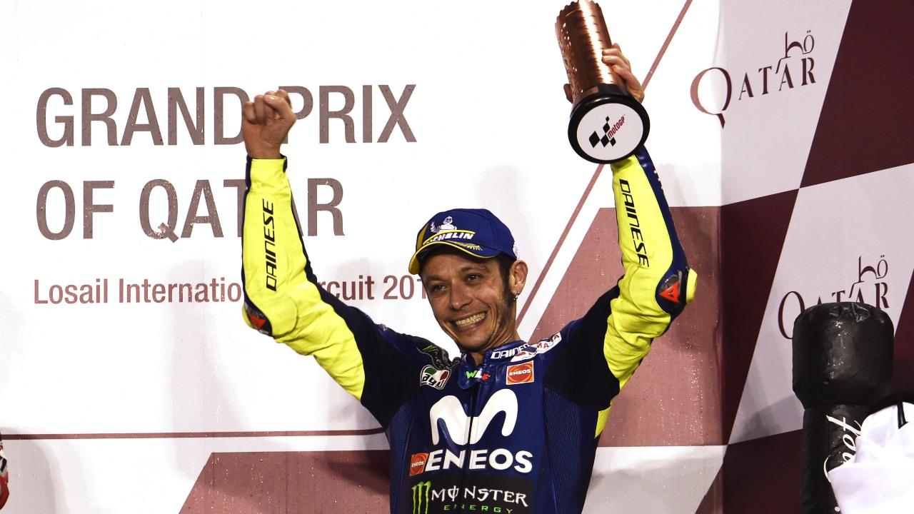 """Valentino Rossi: """"Es pronto para decir si podemos luchar por el Mundial"""""""